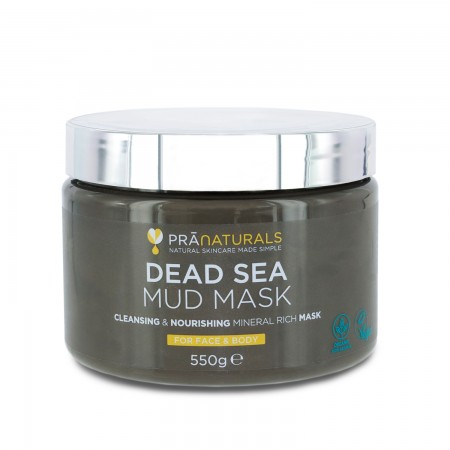 PraNaturals Dead Sea Mud Mask 550g