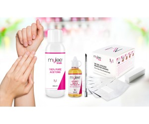 Mylee Professional Gel Removal Kit